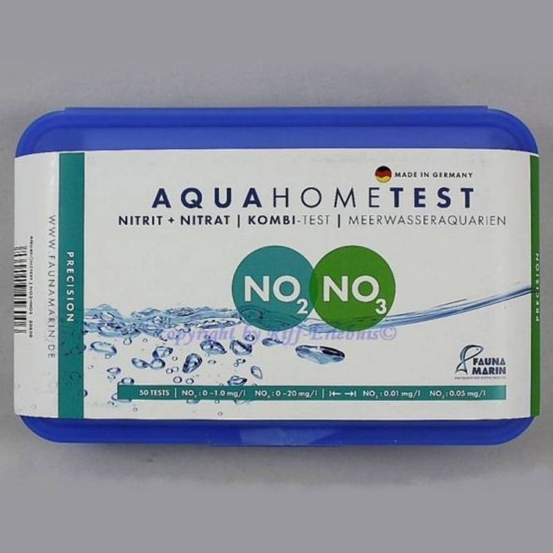 AquaHome Test No2 y No3 Fauna Marin