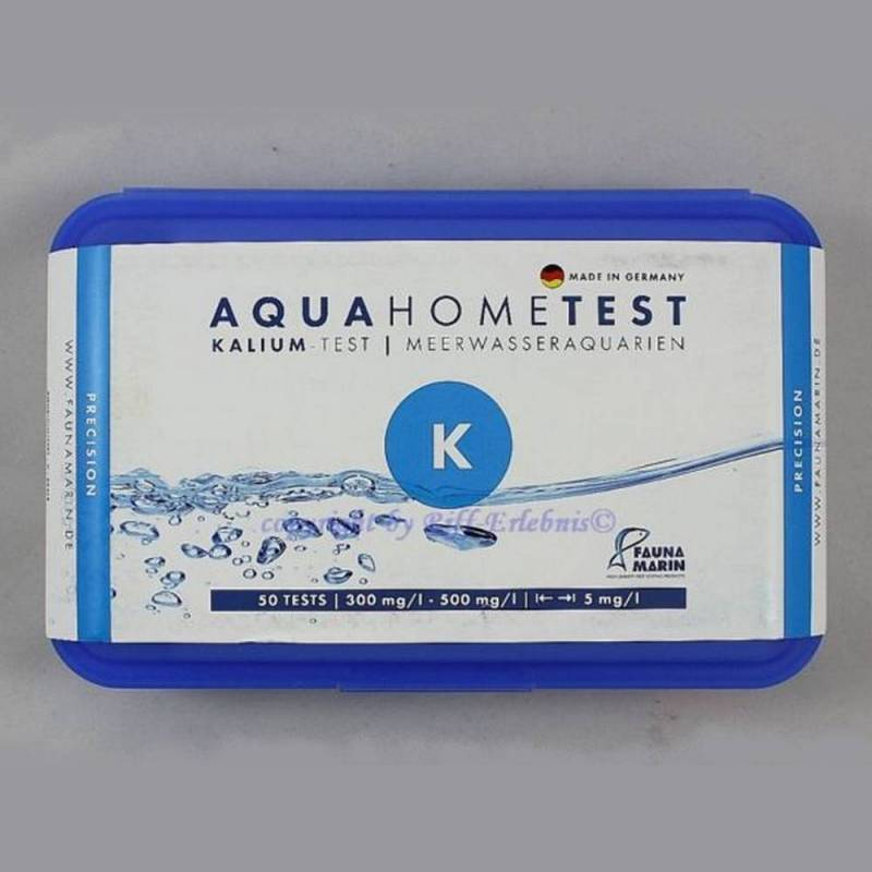 AquaHome Test K Fauna Marin