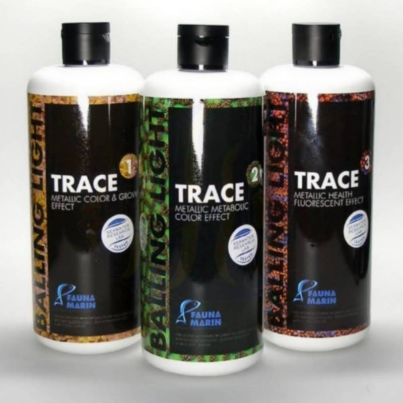 Pack TRACE BALLING LIGHT 1-2-3