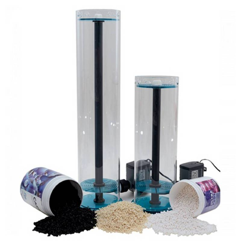Multifilter Reactor de fluidos