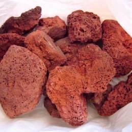 Saco de 20kg Roca RED Lava