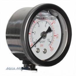 Manómetro con aceite AquaMedic
