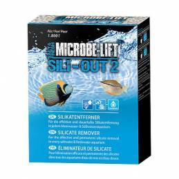 SILI-OUT 2 Perlas Microbe-Lift